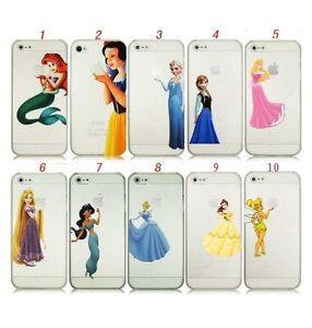 san francisco 42d6e 98881 Details about Disney Princess Iphone case 4 5 6+ Ariel Elsa Belle Jasmine  BUY 1 GET 1 50% OFF