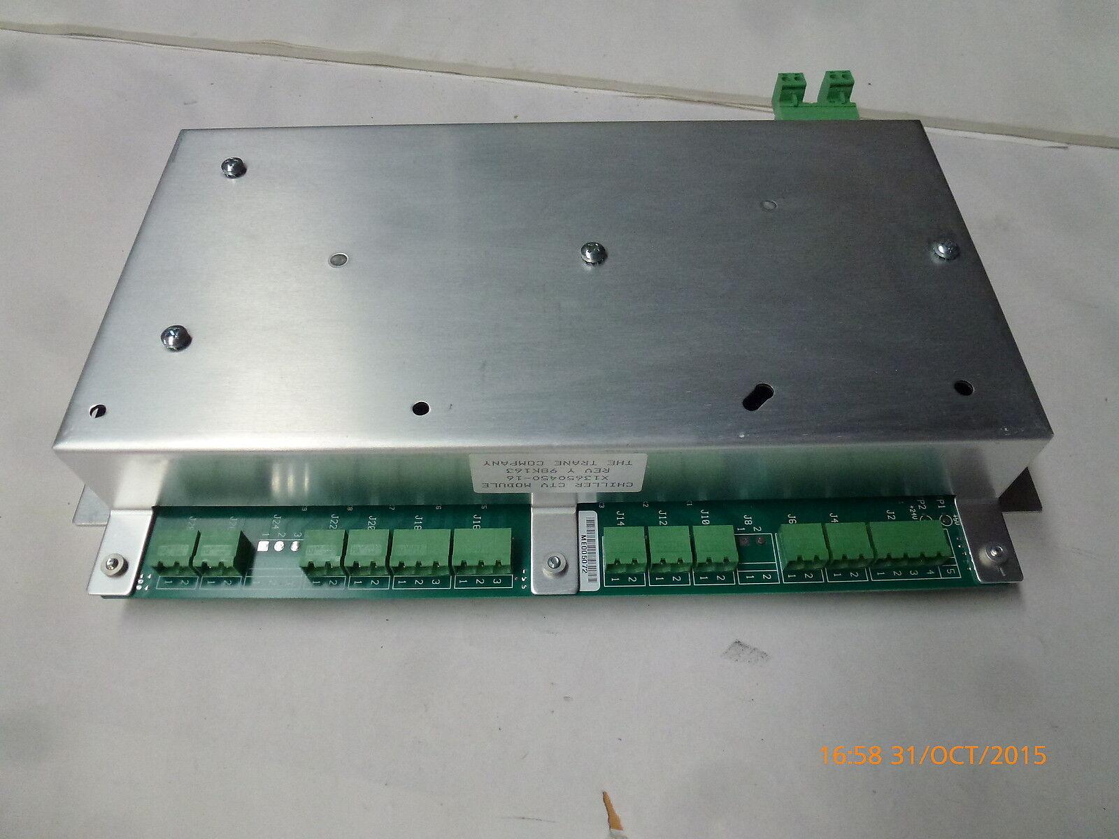 TRANE CHILLER  MODULE X13650450-20 Full Warranty