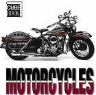 Motorcycles: CubeBook by Valeria Manferto de Fabianis (Hardback, 2007)