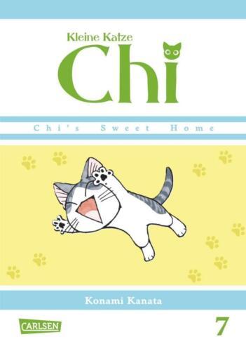 1 von 1 - Kleine Katze Chi 7 von Kanata, Konami