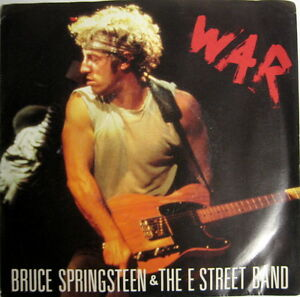 Bruce Springsteen Christmas.Details About Bruce Springsteen E Street Band War Merry Christmas Baby 45 Rpm Cbs With P S