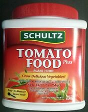 SCHULTZ Premium tomato fertilizer concentrate NPK 14:17:28+2MgO plant food vegie
