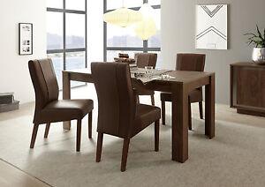 Tavoli Da Pranzo In Legno Allungabili : Tavolo da pranzo moderno allungabile legno noce soggiorno cucina shy