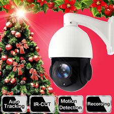 ESUNSTAR 20X Optical Zoom Auto Tracking HD 1080P 2.0MP PTZ IP Camera SONY CMOS