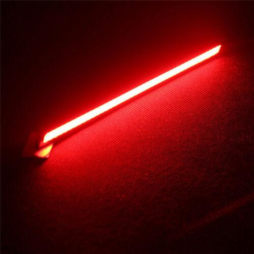 BD/_Super Bright Red Car COB LED Lights DRL Fog Driving Lamp Waterproof DC FEH