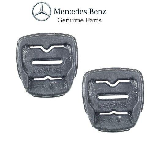 2 For Mercedes W124 260E 300CE 300E E320 Fuel Pump Mounts Genuine 1244780582