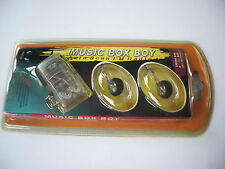Music Box Boy per Gameboy Color & Pocket GB AUTO SCAN RADIO FM NUOVO NEW