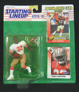 Notre-Dame-Fighting-Irish-RICKEY-WATTERS-1993-Figure-NFL-San-Francisco-49ers
