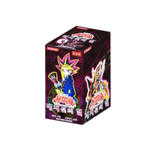 Yugioh-Cards-034-Magician-039-s-Force-034-Booster-Box-40-Pack-Korean-Ver