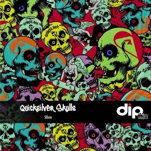 Quicksilver-Skulls-Hydrographics-Film-50cm-Hydro-Dipping-FOLDED