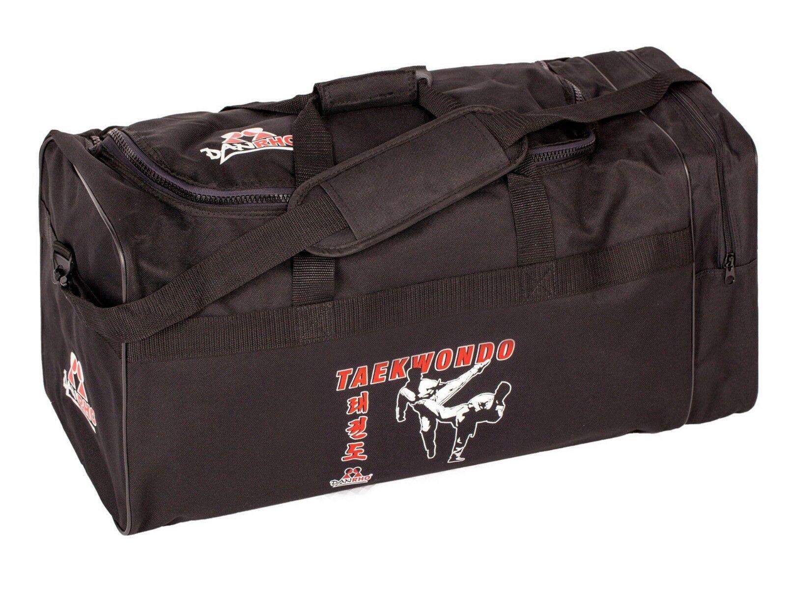 Trainings Tasche groß vers. Motive    DAN RHO. Ca.65x35x35cm. Karate TKD Judo 777542