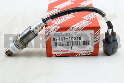 AIR FUEL RATIO 89467-30010 8946730010 Genuine Toyota SENSOR