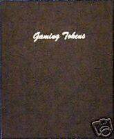 Dansco Gaming Tokens Album 7006