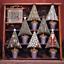 Prairie-Schooler-Counted-Cross-Stitch-Patterns-YOU-CHOOSE-Santas-HALLOWEEN thumbnail 29