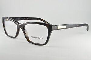 18863bc6881c Image is loading Giorgio-Armani-Eyeglasses-AR-7031-5026-Dark-Havana-