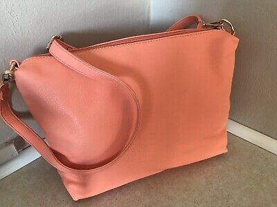 Soft Pu Leather Handbag Slouch Hobo