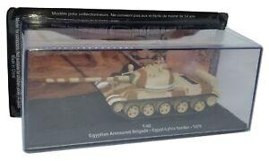 Blindati-De-Agostini-T-62-Egyptian-Armoured-Brigade-1-72-Diecast