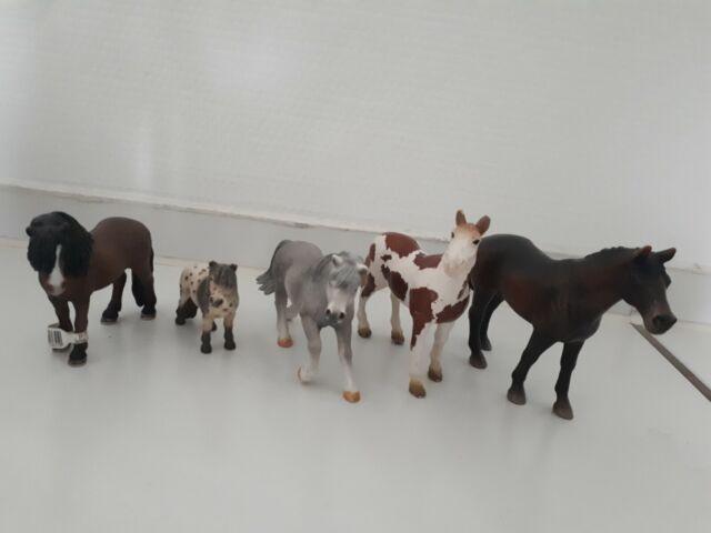 Schleich Pferde Dartmoor Pony Stute 13873 NEU