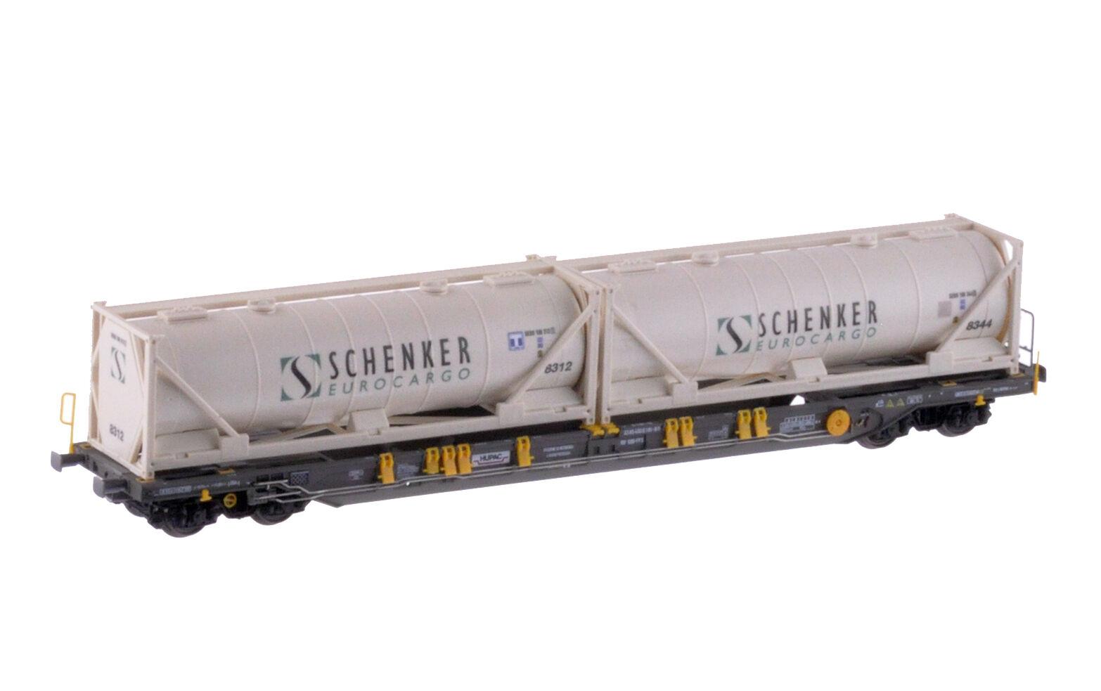 Modelo combi 20378.01 SBB hupag 4 alineación taschenwag 2x30' schneker ep5 limit nuevo + embalaje original
