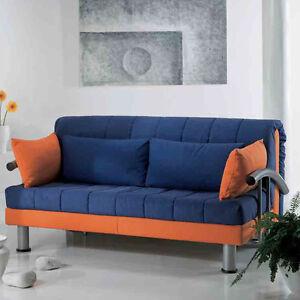 Divano 2 posti Selenia trasformabile - made in Italy, soggiorno, salotto, ospiti