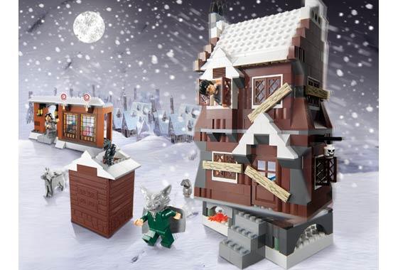 Lego 4756 Harry Potter SHRIEKING SHACK Complete w/Instructions