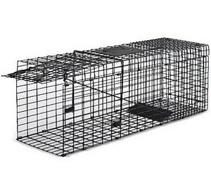 91cm-Possum-Rat-Cat-Rabbit-Bird-Animal-Pest-Control-Trap-Trapper-Cage-Catcher