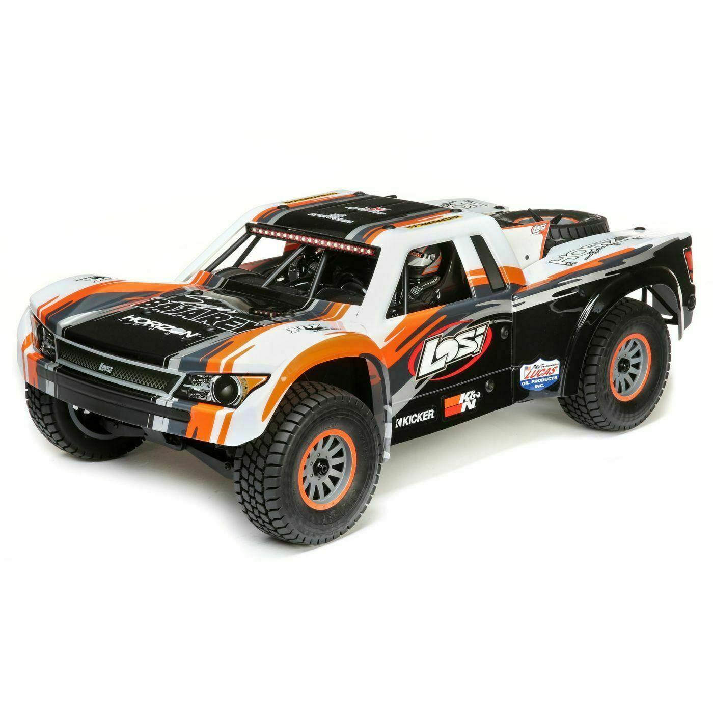 Losi Super Baja Rey 1 6 4WD DT BIND & Drive Losi Team Racing LOS05018