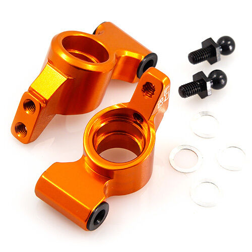 Yeah Racing HPI Sprint 2 3 Degree Rear Hub Knuckle Arm Toe-In  SPT2-007D3OR