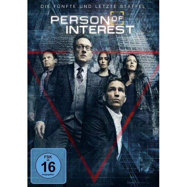 DVD Neuf - DVD Person of Interest Season 5