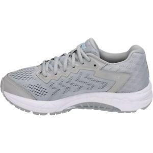 quality design 7399c 4686d Details about ASICS Women's GEL-Fortitude 8 Running Shoe Mid  Grey/White/Porcelain Blue Size 7