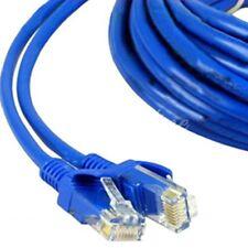 10m Metri RJ45 Rete Ethernet LAN Rete UTP Cat6 Fast Speed ROUTER MODEM CABLE LEAD