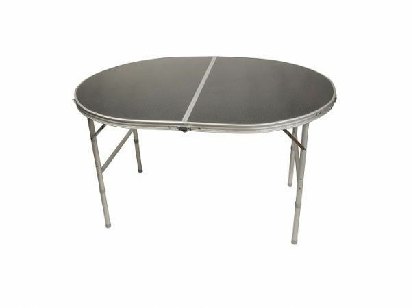 Kampa Oval Oval Oval Folding Camping Table c60871