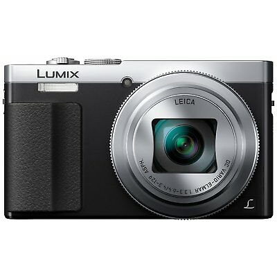 Panasonic LUMIX DMC-TZ70EB-S Compact Digital Camera Full HD 12MP 30x Optic Zoom