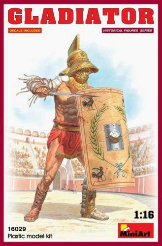 MIN16029 - Miniart 1:16 - Gladiator