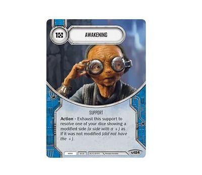 2 x Common Scavenge #132 Star Wars Destiny Awakenings