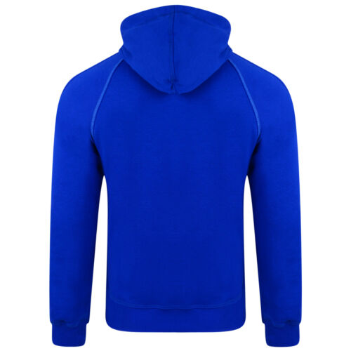 Hoodie Sweatshirt Heren Logo capuchon Blue Originals Top Hoody Adidas Jumper Nieuw met pYwqf4wO