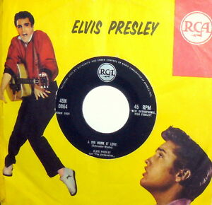 ELVIS-PRESLEY-A-BIG-HUNK-O-039-LOVE-7-034-MY-WISH-CAME-TRUE-RCA-45N-0864-ANNO-1959