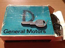 Türschlüssel GM Schlüssel Rohling D 1968 1972 1976 1980 1987 Cadillac Chevrolet