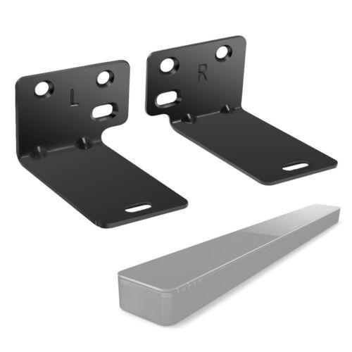 Black Wall Bracket Holder Base for Bose WB-300 SoundTouch 300 Soundbar Speaker