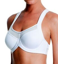 c343486a07 36f White Bendon Extreme out Underwire Sports Bra 76-408 Convertible ...