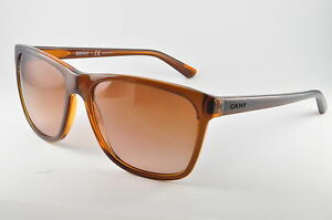 Image is loading DKNY-DY-4131-367513-Brown-Womens-Sunglasses fa22746a02