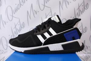 Adidas originali eqt cuscino avanzata sz 12 core bianco nero collegiale
