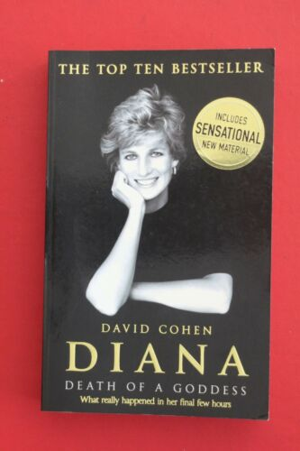 1 of 1 - DIANA - DEATH OF A GODDESS by David Cohen (Paperback, 2005)