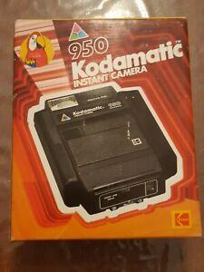 appareil photo Kodamatic 950 instant camera + pr144-10 - occasion non testé