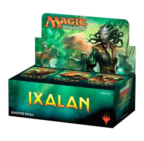Factory Sealed FREE Priority Shipping! MTG Ixalan Booster Box