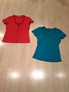Street-One-Set-Shirts-Damen-Gr-38