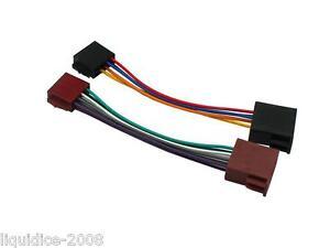 alfa romeo 147 155 156 iso stereo headunit harness adaptor. Black Bedroom Furniture Sets. Home Design Ideas