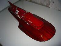 "Ferrari Hydroplane high quality hand craft wooden model ship speed boat 32"""