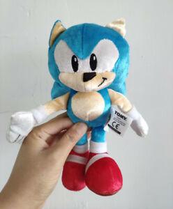 Sonic 25th Anniversary 8 Sonic The Hedgehog Plush Toy Doll Ebay