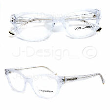 c9451d50b646 Dolce Gabbana D G DG 3116 1902 Crystal Lace Eyeglasses -Italy made-New  Authentic